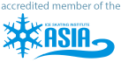 accredited member of the asia